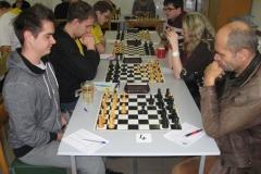 KP 3.kolo 4.12.16 vítězný Ivo Provazník (vlevo)