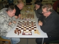 6. turnaj O pohár Jiskra HB 8.1.2016 Jan Mott v Josef Švec
