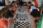 Přebor ŠK Jiskra v rapid šachu 2021